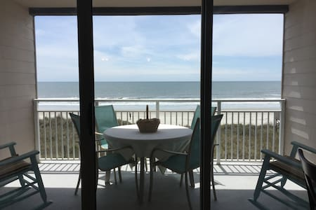 Luxury Ocean Front Condo – Escape to Paradise - Ocean Isle Beach - 公寓