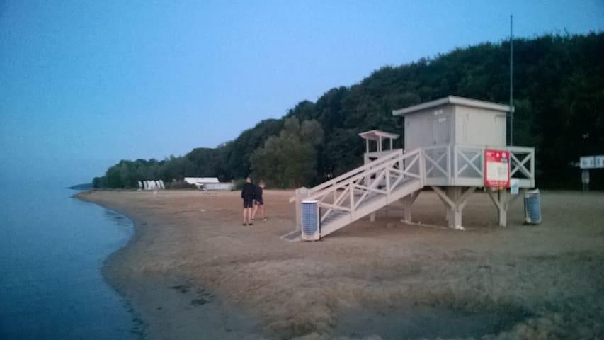 Mieszkanie na wakacje lub urlop 10min od plaży - Puck - Apartment