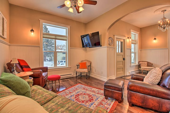 NEW! Ely Getaway Near Town, Lakes, & Outdoor Rec!