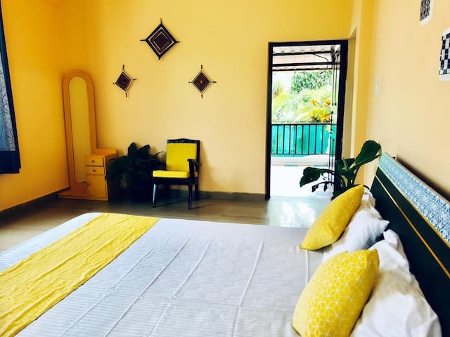 Casa Lisboa - refreshing 1BHK in a coliving space