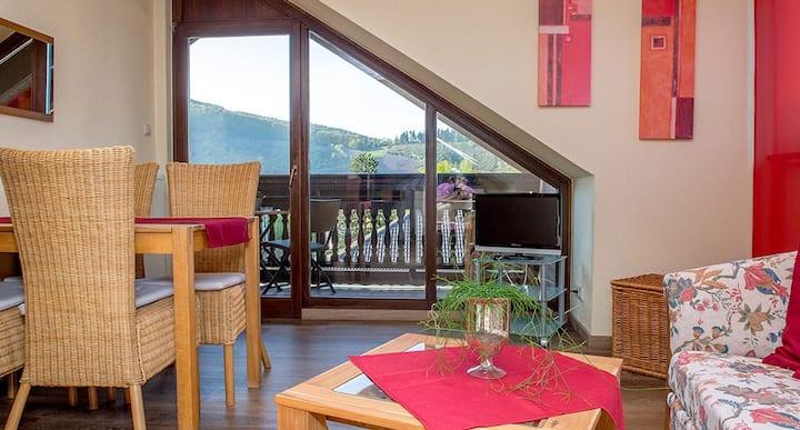 Ferienwohnung Burgunder**** im Weingut Paulushof