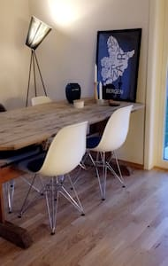 New and cozy apt, high standard - Bergen - Wohnung