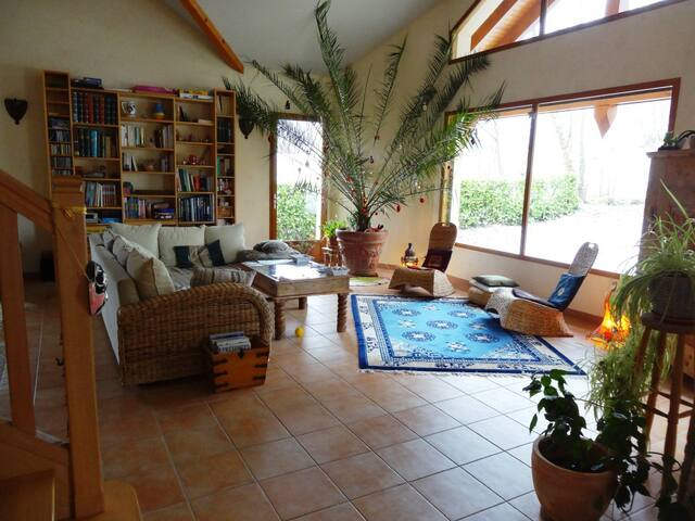 Bed & Breakfast with private room(s) and bathroom - Brié-et-Angonnes - Bed & Breakfast