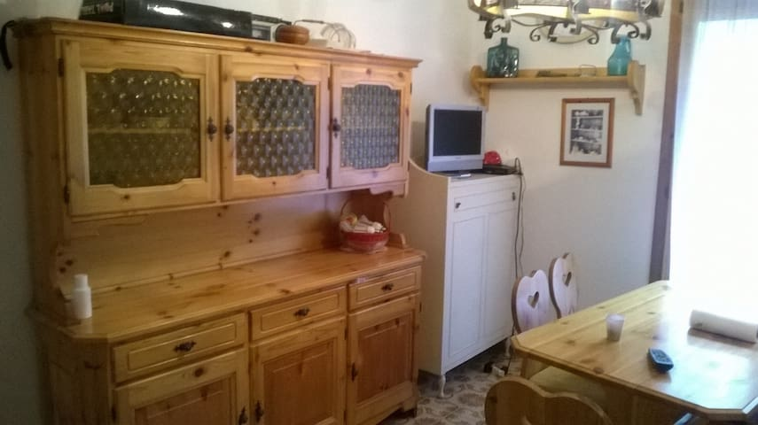 appennino tosco-emiliano - Pievepelago - Appartement