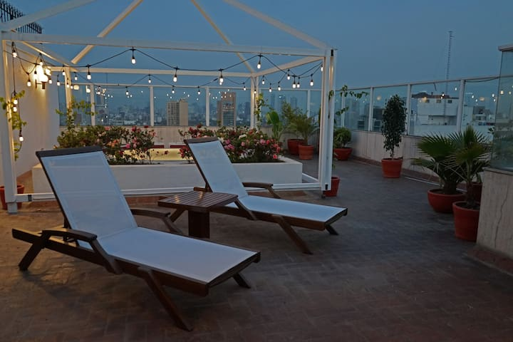 Amazing Penthouse in Polanco
