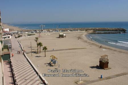 Apartamento en la playa - El Perelló - Apartamento
