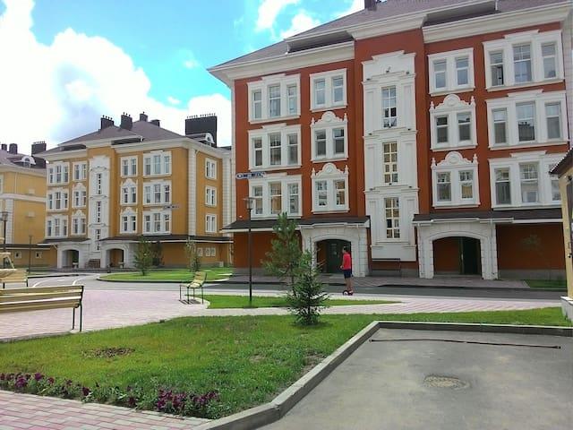 Flat near EXPO-2017, center of Astana - Asztana - Lakás