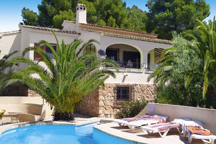 4 star holiday home in Moraira