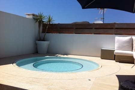 La Gola penthouse C with private roof terrace and Jacuzzi - Puerto Pollensa - 公寓