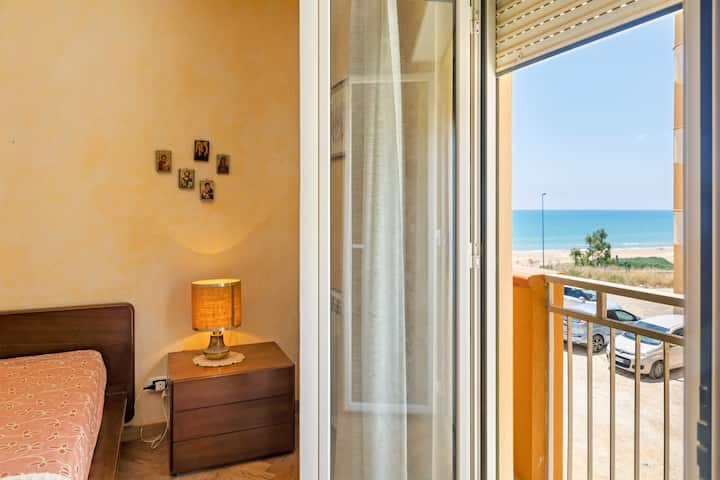 Scala dei turchi stylish Apartment!