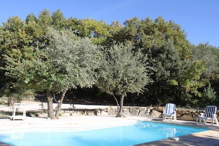 LA BASTIDE PROVENCALE - 圣皮耶尔勒德瓦索尔 (Saint-Pierre-de-Vassols) - 度假屋