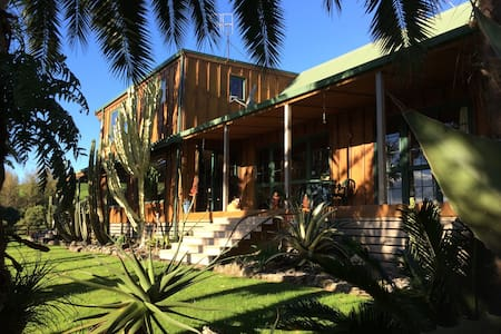 Papamoa Hills Cacti Guest House