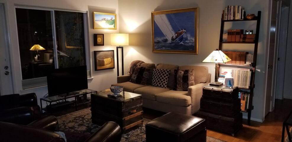 Shared 2 Bedrm / 2 bath Condo w/ luxury amenities