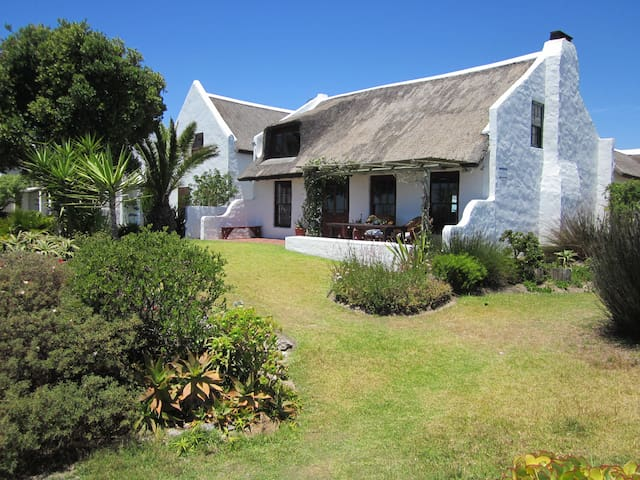 Beach Front Gem with Swimming Pool - Paternoster - Hus