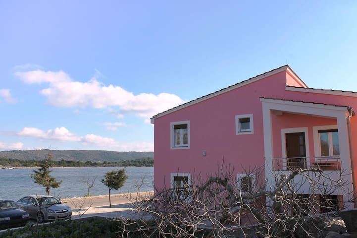 One bedroom apartment near beach Veli Rat, Dugi otok (A-11525-c)