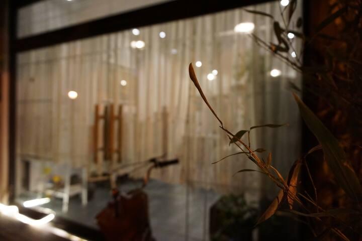 【精品乡宿】古镇中央最文艺,三层现代Loft,homestay。日式榻榻米、家庭影院、亲子、自然。 - 余姚市 - Casa adossada