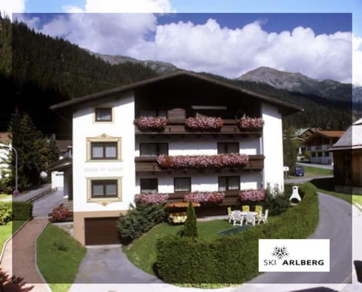 Haus Kindl | St. Anton am Arlberg