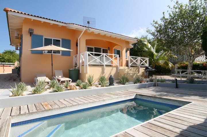 Dushi Villa with private Pool on Curaçao - Willemstad - Rumah