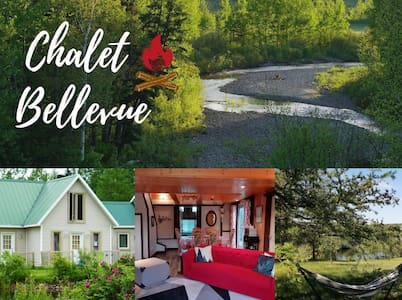 Chalet Bellevue 5 minutes from the Massif du Sud