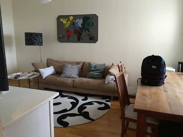 Ideal Private Room in shared apartment 23/4-28/4 - Stoccolma - Condominio