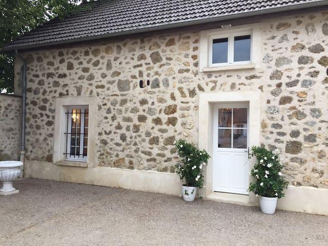 Maison dans un corps de ferme