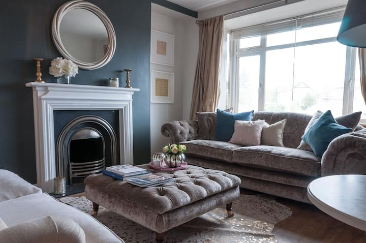 Charming and cosy home