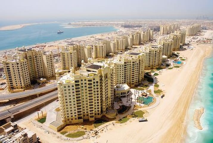 Palm jumeirah holiday home - Dubai - Departamento