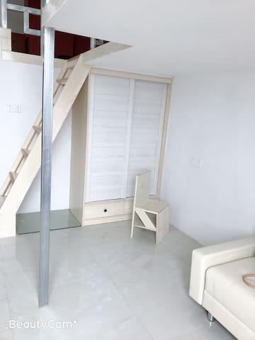 糖果loft公寓