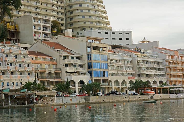 Duplex 2bedrooms with seaview - Rafailovići - Byt
