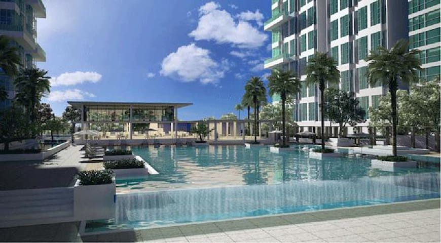 2 to 7 pax(Scott Garden Duplex) - Kuala Lumpur  - Apartament