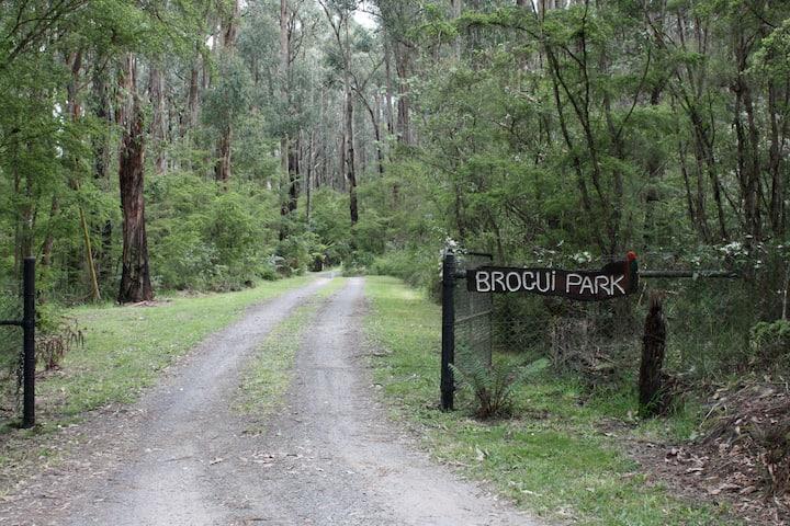 Brogui magical bushland retreat