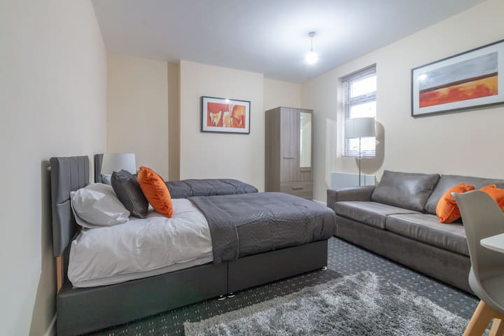 Beautiful & Cosy Apartment - Central Leicester