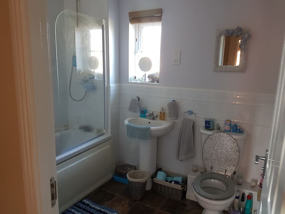 Family bathroom -  Use of Bath/spa/Shower/Toilet