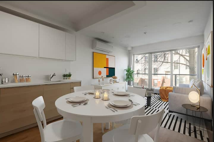 Beautiful 1-Bedroom in Greenpoint