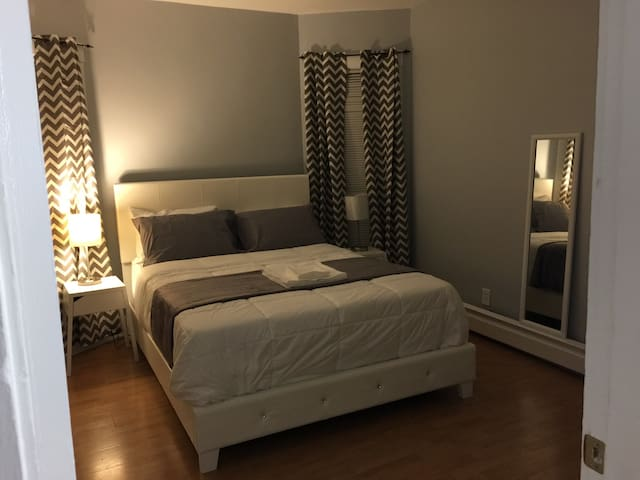 Cozy Bedroom in Marlboro 2 - Marlborough - Dom