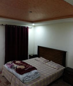 Furnished room in Soan Garden Islamabad