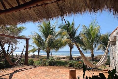 CASAMIGOS casa DE playa rústica moderna + wifi fuerte