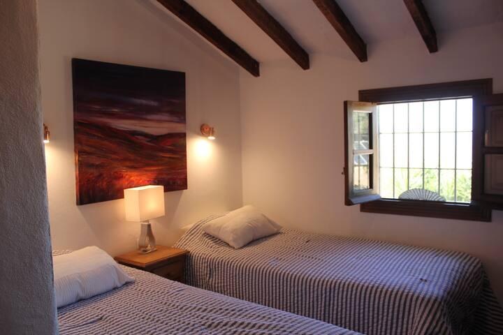 Twin or Double Third Bedroom