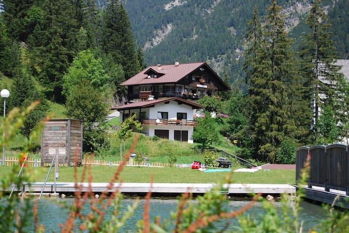 Ferienhaus Pension Tirol - Bichlbach - 獨棟