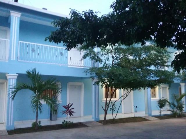 Hotel sol Cribe Pedernales,
