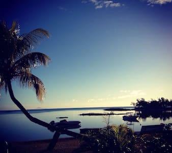Beach bungalow - The Vista - Roches Noires