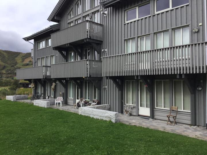 Sentralt beliggende flott leilighet ved Vestlia