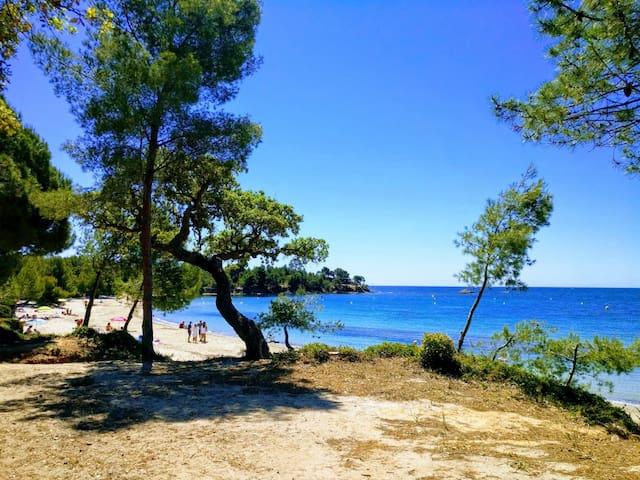 Un havre de paix proche des plages