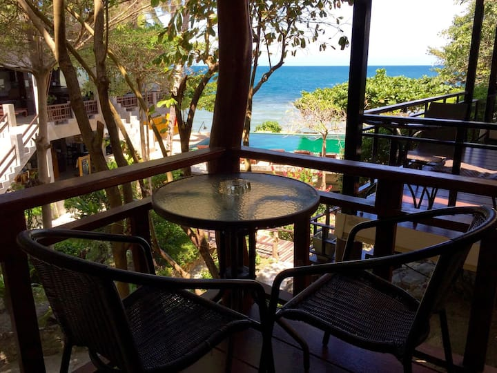 West Coast Beach Resort Sea View 3