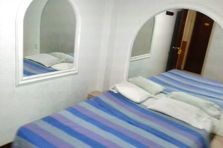 Cómodo, tranquilo y seguro hospedaje - Chambres d'hôtes