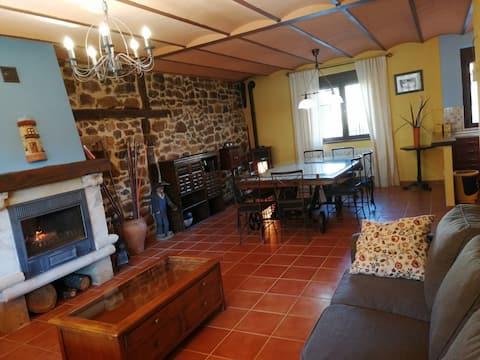 CASA RURAL SAN FELICES Alojamiento completo