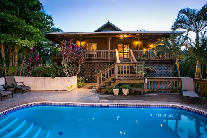 Casa Cervantes - Sandy Bay - Casa
