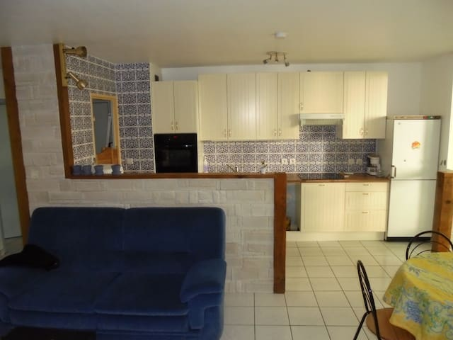 Bel appartement Rennes sud 4 pièces