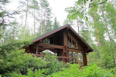 A magic corner by the Lake Saimaa - Puumala - Villa
