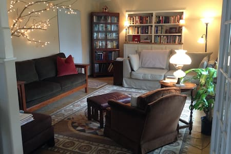 Room for two next to downtown - Austin - Haus
